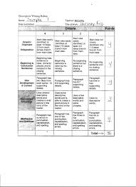 nylearns org descriptive writing by st lawrence lewis boces hershey kiss rubric sample 1