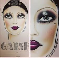 gatsby gatsby more information more information 1920s inspired makeup