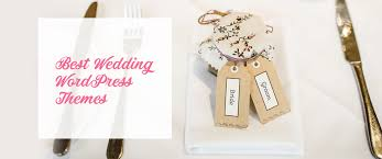 20 Elegant And Chic Best Free Wedding Wordpress Themes For 2018