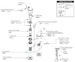 moen kitchen faucet parts diagram renzo faucets manual monticello
