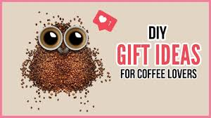 Looking for a great gift for coffee lovers? Perfect Diy Christmas Birthday Gifts For Every Caffeine Addict Coffee Lover In Your Life