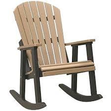 semco rocking chair resin outdoor rocking rs patio r amazing big easy stacking elegant gardens back