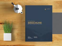 Ebrochure Template Corporate Brochure Template