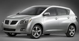 Pontiac Vibe - Information and photos - MOMENTcar