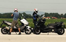 BMW Convertible bmw c600 sport review : BMW C600 Sport vs Yamaha T-Max 530   Extreme test - YouTube