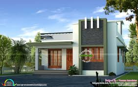 modern house design with roof deck of small and simple but best interior