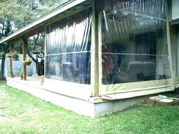 outdoor patio enclosures enclosure ideas for winter astounding clear vinyl plastic panel decorating residential temporary kit