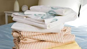fold fitted sheet how to fold a fitted sheet video southern living