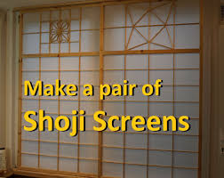 Japanese shoji doors Tatami Flooring Picture Of Make Pair Of Shoji japanese Sliding Screens Studio Merkmann Make Pair Of Shoji japanese Sliding Screens 12 Steps with