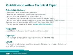 how to write a technical paper professional essay writing help tips for writing technical papers stanford infolab