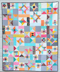 Everything You Need to Know About the Ohio Star Quilt Pattern ... & modern-ohio-star-quilt Adamdwight.com