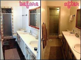 bathroom remodel pictures before and after. Exellent After Small Bathroom Remodel Before And After Catchy Ideas  With Get Inspired  In Bathroom Remodel Pictures Before And After R