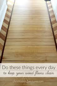 Attractive How To Keep Your Hardwood Floors Clean   5 Simple Steps #PowerPair #ad