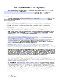 File a disability claim online, by mail, in person, or with the help of a professional. Free New Jersey Rental Lease Agreement Templates Pdf
