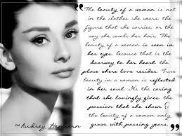 Audrey Hepburn Quotes On Beauty Best of Inner Beauty Quotes Audrey Hepburn Quotesta
