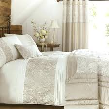 full image for white and gold duvet sets gold king size duvet cover sets eleanor james