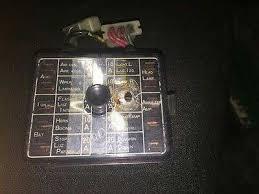 datsun 240z short pigtail fuse box 280z for in fullerton ca datsun 240z short pigtail fuse box 280z