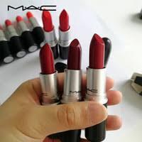 whole mac makeup for macs er lipstick frost matte g ruby