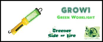 Green Led Work Light Grow1 Green Led Work Light