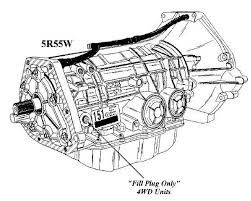 2007 sport trac trans no dipstick???? ford truck enthusiasts forums 1998 ford explorer transmission shift solenoid location at 2002 Ford Explorer Transmission Diagram