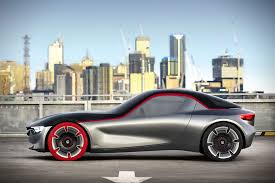 2017 Opel GT Concept | HiConsumption