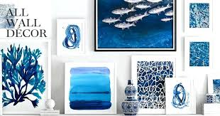 blue wall art pretty looking blue wall decor with all d cor blue heron metal wall art