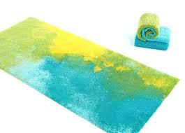 bath rug runner green and yellow rugs perfect bath rugs and bath rug runner green yellow bath rug runner x