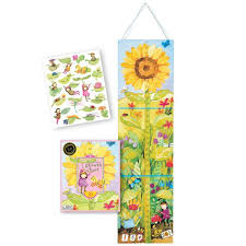 Sunflower Growing Chart Growing Like A Sunflower Growth Chart Little E