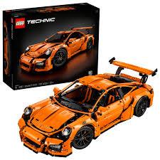 Lego Technic Porsche 911 Gt3 Rs 42056 2 704 Pieces Walmart Com