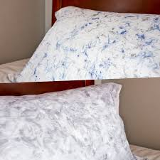 how to dye fabric marble dyeing with shaving cream