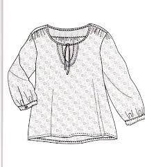 """Résultat de recherche d'images pour """"leo bohemian blouse ottobre"""""""