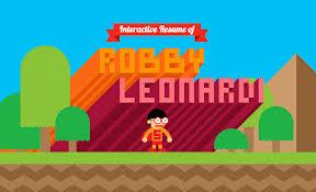 Robby Leonardi Most Loved Website Award