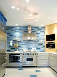 spruce up your home with color â blue tiles for the kitchen and bathroom