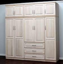 Raised Panel Wall Closet System 6 Piece Set  Pinterest