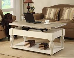 White Wood Coffee Table With Drawers Coffee Table Marvelous Oval Coffee Table Marble Wood Coffee