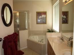 Bathroom  Cool Master Bathroom Design For Elegant Home Interior - Master bathroom layouts