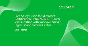 Microsoft Free Certification Free Study Guide For Microsoft Exam 74 409