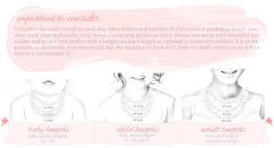Beadifulbaby Necklace Sizing