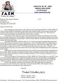 care of letter care research wellington co oig complaint letter 3 jun 2013