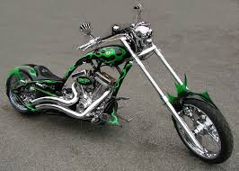 monster mini chopper