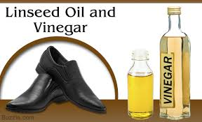 easy kitchen shoe polish alternative linseed oil and vinegar