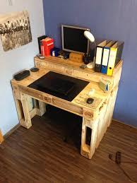 Best 25+ Wood computer desk ideas on Pinterest | Office computer desk,  Rustic computer desk and Custom computer desk