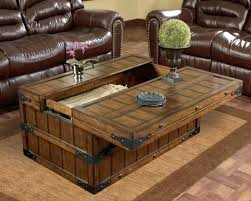 rustic coffee table plans rustic coffee table storage home design and decorating ideas for rustic storage