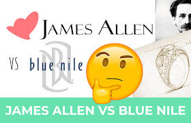 James Allen Vs Blue Nile Which One Is The Better Choice