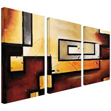 com art wall abstract modern gallery wrapped canvas art by jim morana 36 by 54 inch oil paintings posters prints