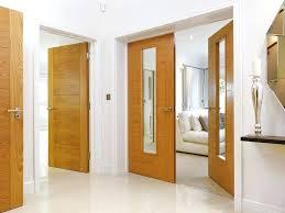 contemporary white glazed internal doors contemporary interior doors oak doors w white trim interior barn doors