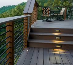 118 best outdoor lighting ideas for decks porches patios and deck step lighting ideas