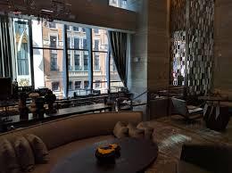Living Room Bar Nyc Review Park Hyatt New York