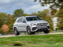 † based on 2021 epa mileage ratings. 2021 Mercedes Benz Gle Class Review Pricing And Specs