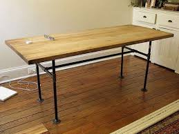 Amazoncom  Furniture Of America Rizal Industrial Style Dining Industrial Look Dining Table